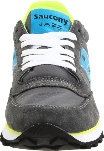 Cross Saucony Grey Jazz Blue Femme Chaussures Green de Original wTaIWq6nTp