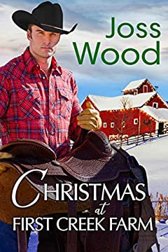Christmas at First Creek Farm: A feel-good, Texas small town, holiday romance
