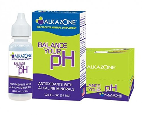 AlkaZone Alkaline pH Booster Drops 1.2oz by Alkazone