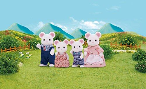 SYLVANIAN FAMILIES, 4121 Mini Bambole, Multicolore
