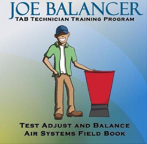 Test Adjust and Balance Air Systems Field Book (Joe Balancer Field Books) (Hood Face Velocity)