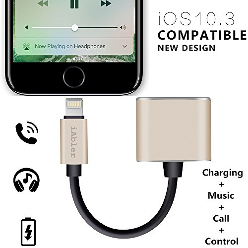 iAbler Lightning Adapter Charging Charger