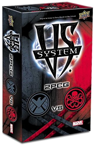 Hydra System (VS System: 2PCG: S.H.I.E.L.D vs Hydra)