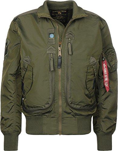 Green Prop Alpha Dark Jacket Industries a8Hnqw4xP