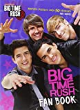 Big Time Rush Fan Book (Big Time Rush) (Full-Color Activity Book with Stickers)