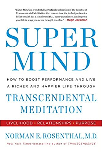 Super Mind, Bestseller by Norman Rosenthal