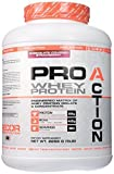 Reaction Nutrition Recor Pro Action Whey Protein, Chocolate Covered Strawberry, 5 Pound by Reaction Nutrition