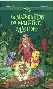 """Afficher """"Les mystérieux mystères ? insolubles n° 3 La malédiction du maléfice maudit"""""""