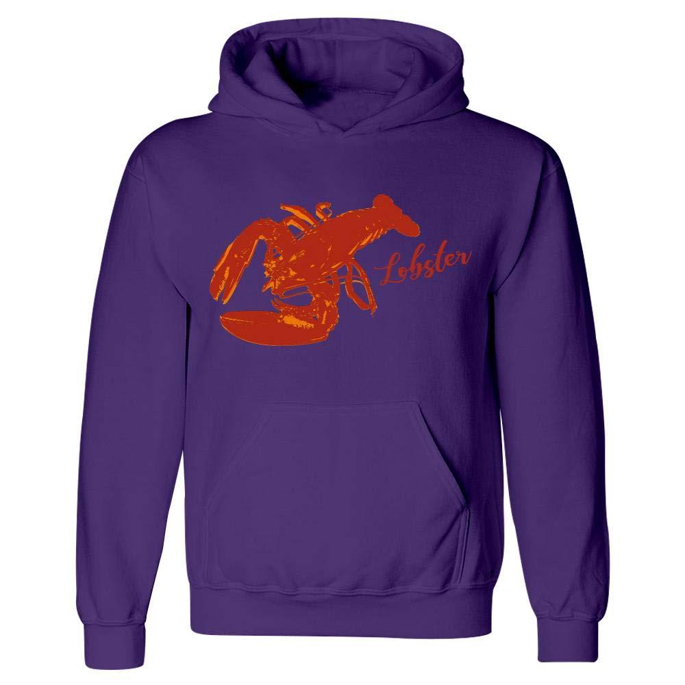 Lobster Crustacean Protein Ocean Saltwater Hoodie Protein Humor Funny Seafood