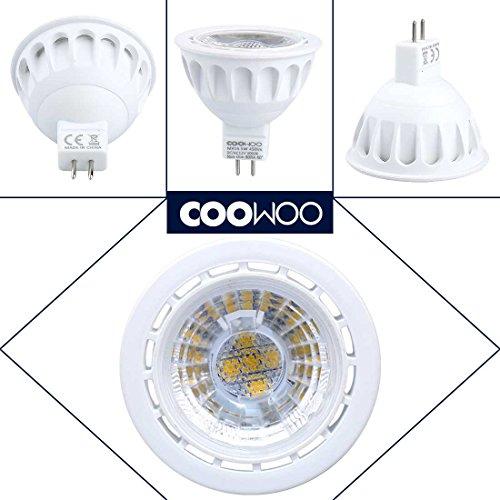 mr16 led light bulbs with gu5 3 base 50w equivalent halogen import it all. Black Bedroom Furniture Sets. Home Design Ideas