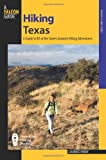 Hiking Texas by Laurence Parent front cover