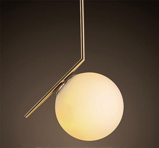 Boule Suspensions Lumières Led Pendentif Lustre Plafonnier