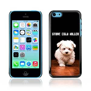 Designer Depo Hard Protection Case for Samsung Galaxy Note 3 N9000 / Cute Stone Cold Dog