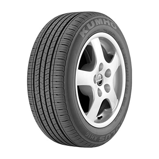 Kumho Solus KH16 Touring Radial Tire – 205/55R16 89H