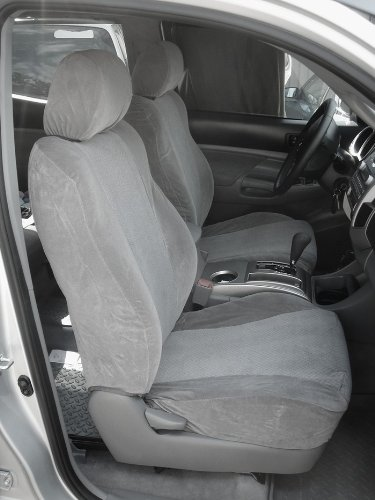 Toyota Tacoma TRD Front Pair Durafit Seat Covers T955-Conceal Camo Sport Bucket Velor Conceal Camo Seat Covers