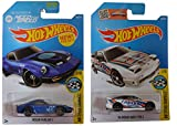 Hot Wheels 2016 Speed Graphics Nissan Fairly Z (Need for Speed) & 1996 Nissan 180SX Type X 2-Car Set