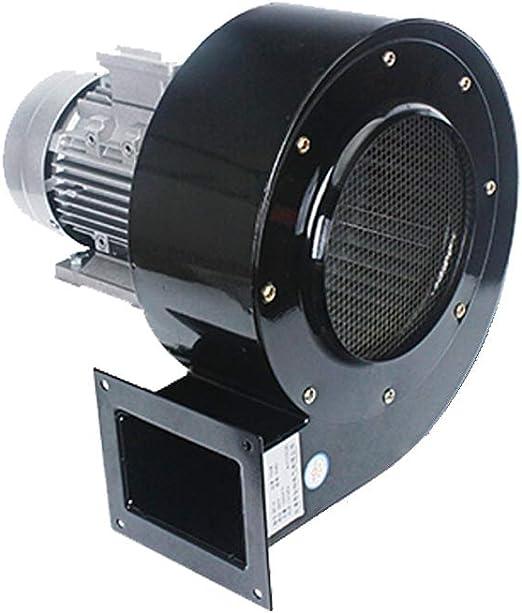 A Extractor De Ventilación Industrial Extractor Axial De Metal ...