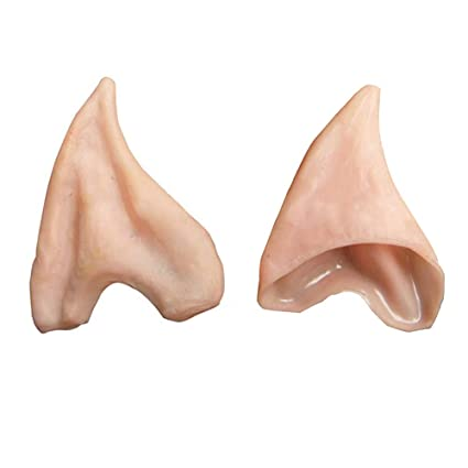 Prosthetic cat ears