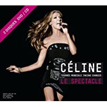 La Tournee Mondiale Taking Chances le Spectacle (DVD Audio)