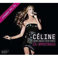 La Tournee Mondiale Taking Chances le Spectacle (DVD Audio)