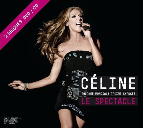 CD : Celine Dion - Tournee Mondiale Taking Chances (Germany - Import, NTSC Format)