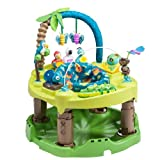 Amazon Price History for:Evenflo Exersaucer Triple Fun Active Learning Center, Life in the Amazon