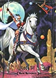 2016 Upper Deck Marvel Masterpieces Joe Jusko Base Card #18 Lady Sif /1999