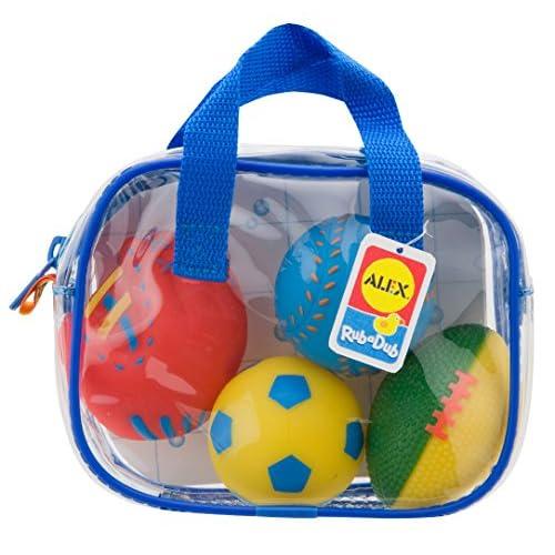 Discount ALEX Toys Rub a Dub Bath Squirters Sports