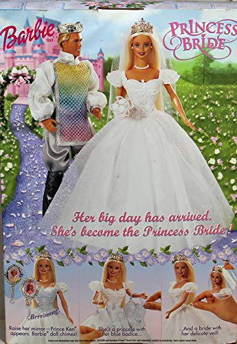 (Princess Bride Barbie)