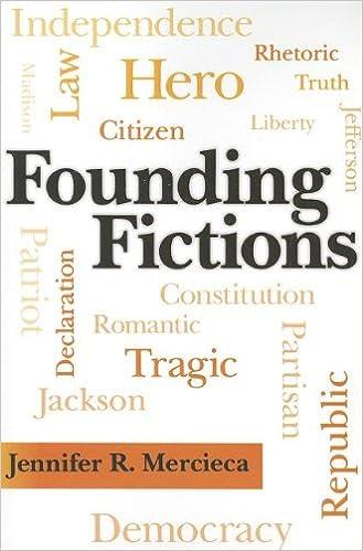 Founding Fictions (Albma Rhetoric Cult & Soc Crit)