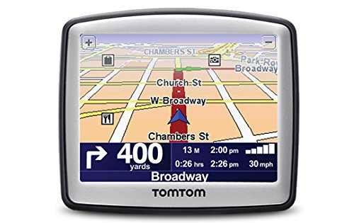Amazon.com: TomTom One 130-S 3.5-inch Portable GPS Navigator ...