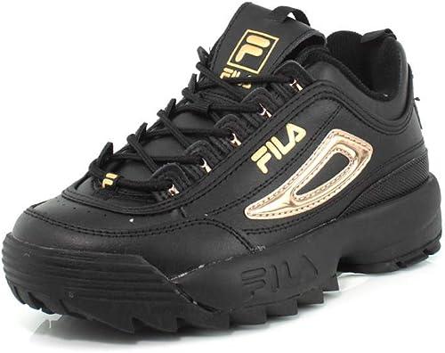 Scarpe bambina fila disruptor ii premium sneaker  5FM00002-125