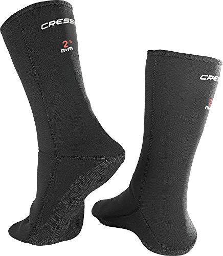 NEOPRENE Neoprene Italian Diving Cressi 1946 ANTI Socks Snorkeling Adult No Slip SLIP Since SOCKS Cressi Quality SqCEawxn