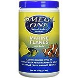 Omega One Marine Flakes with Garlic 5.3oz