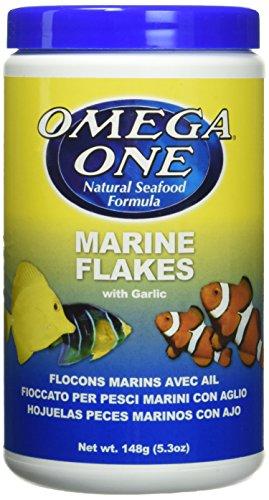(OMEGA One Garlic Marine Flake)