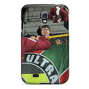 Hsb3985IvgQ Case Cover Alexander Ryazantsev Midfielder Welcomes Fans Galaxy S4 Protective Case