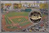 Pittsburgh Pirates PNC Park 24K Gold Highland Coin Postcard Set fully licensed