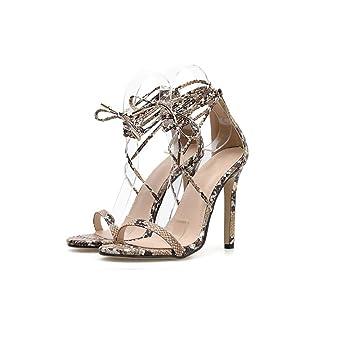 Amazon.co.jp: ハイヒールの靴ヨーロッパとアメリカのスーパー