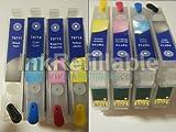 Refillable cartridges T0711~4 71 T0
