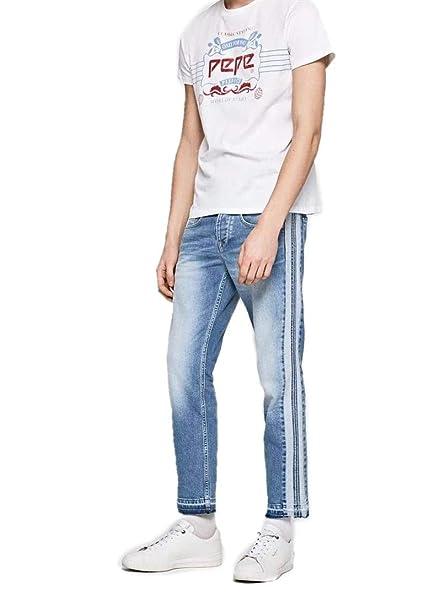 Pepe Jeans Pantalon Vaquero Cane Hombre: Amazon.es: Ropa y ...