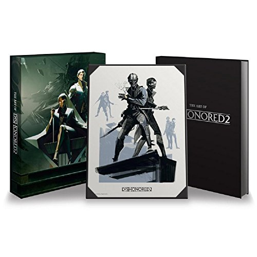 The Art of Dishonored 2 Limited Edition (Portfolio Edition Limited)