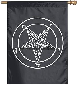 Yunnanzhelan Satan 27x37inch Garden Flag