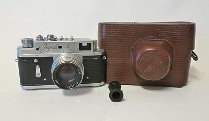 Amazon com : USSR Zorki (Zorky) 4 camera + Jupiter-8 lens