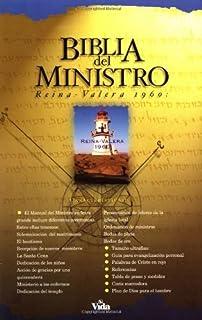 Bíblia del Ministro -Piel Especial Negro