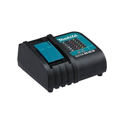 Amazon.com: Makita DC18SD - Cargador de batería para ...
