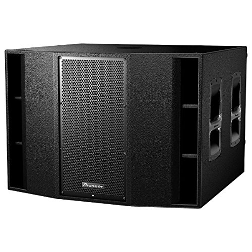 Pioneer XPRS215S Dual 15-Inch Powered Subwoofer - New