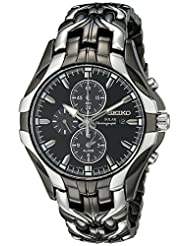 "Seiko Men's SSC139 ""Excelsior"" Stainless Steel Solar Watch"