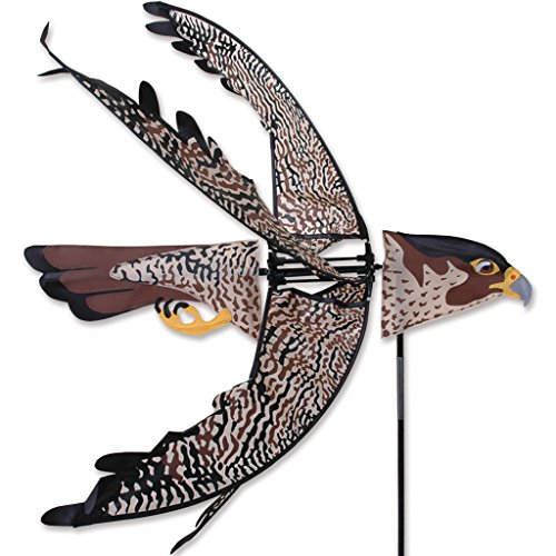 Flying Peregrine Falcon Spinner ()