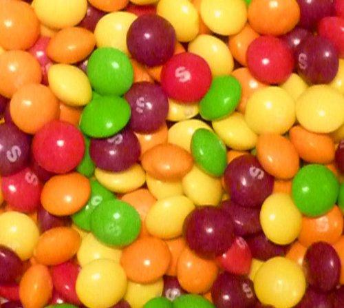 Bolsa de bolos – Fruity Chewy dulces 250 g (1/4 kilo ...
