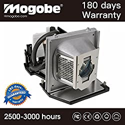 For 2400mp Replacement Projector Lamp With Housing For Dell 2400mp Projector By Mogobe